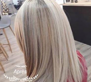 Tissage de cheveux